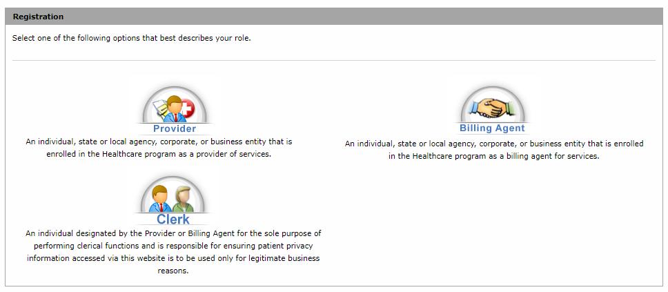 Login into the Oklahoma Health Care Policy Portal
