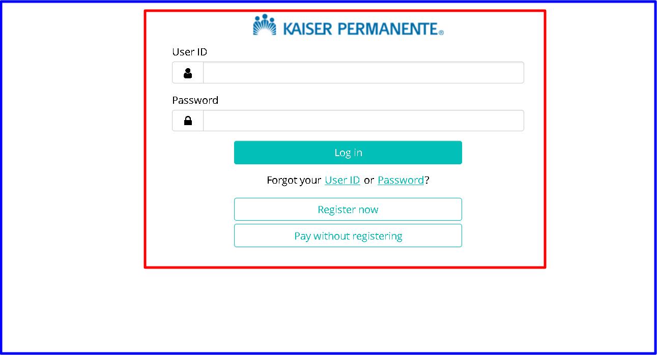 Kaiser Foundation Health Plan Bill Payment